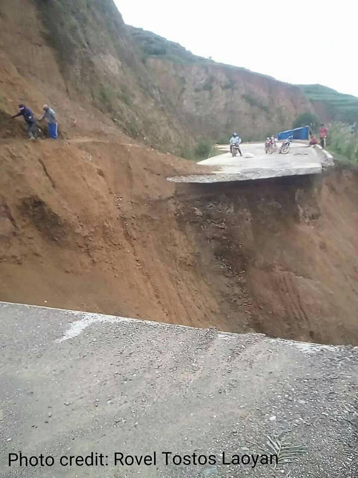 Tinoc-Kiangan Road