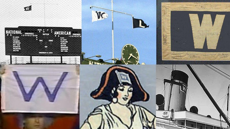 97 years of the W flag: A visual history