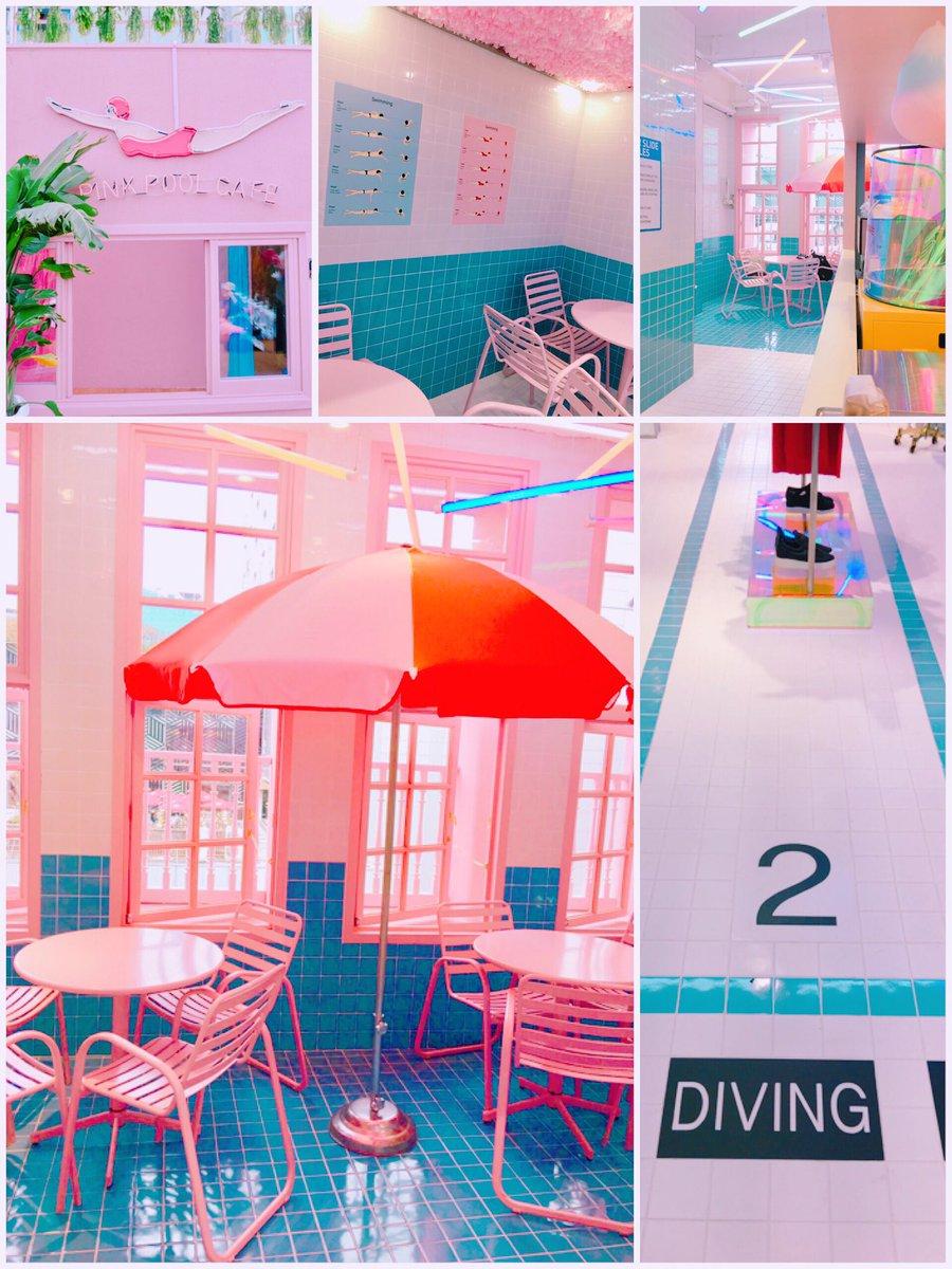 """りこ☆らったん on twitter: """"明洞stylenanda pink hotelに行ってみた"""