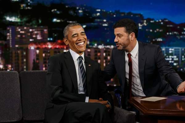 Obama: I don't tweet about people who insulted me at 3 a.m.