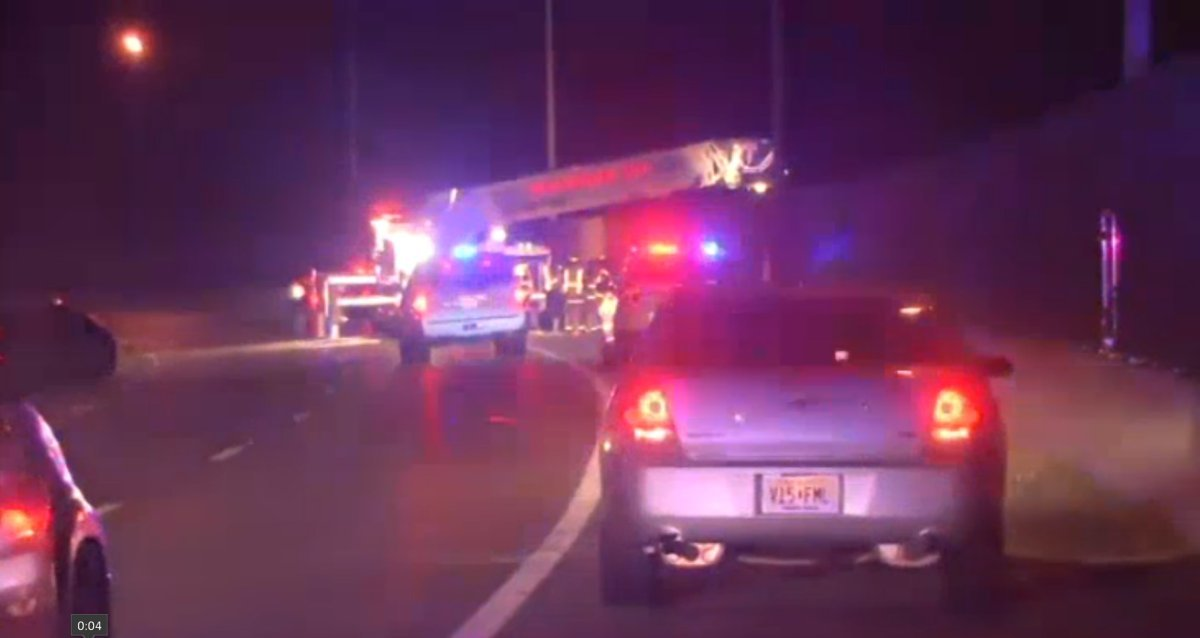 Father killed, his 2 children injured after jump from New Jersey bridge into wooded area