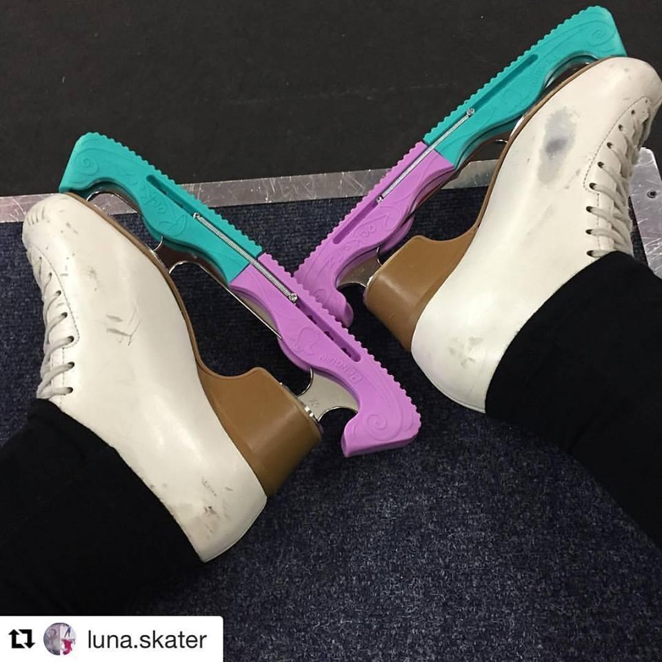NEW ROCKERZ FIGURE SKATING GUARDS SKATE GUARDS Mix Match colors