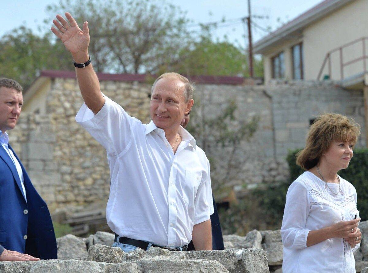 Новости о Путине - последние новости - РуАН