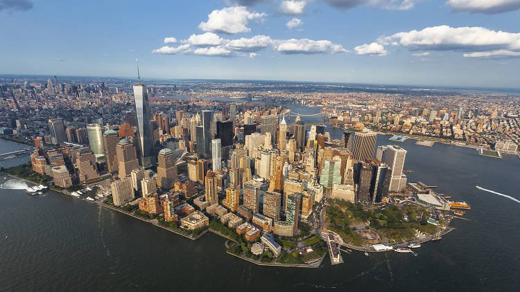 FiDi now has as many millennials as Williamsburg