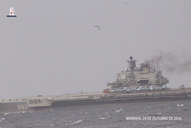 Aircraft Carrier Admiral Kuznetsov: News #1 - Page 12 CvmH1WJWYAARk-8