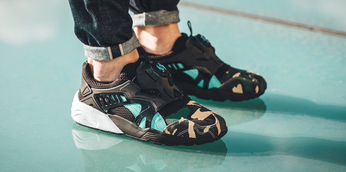 atmos x puma disc blaze night jungle
