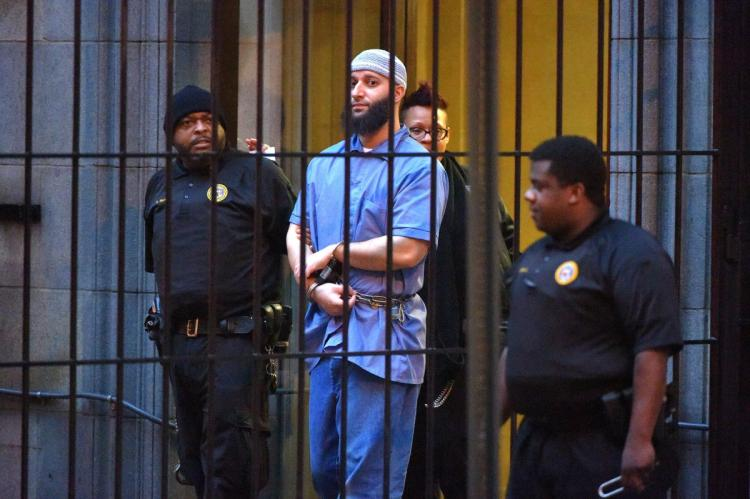Adnan Syed, subject of