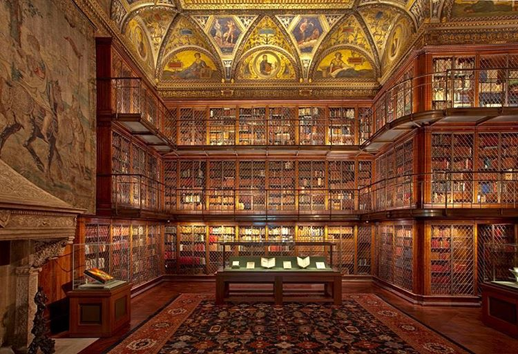 The five most gorgeous libraries in NYC