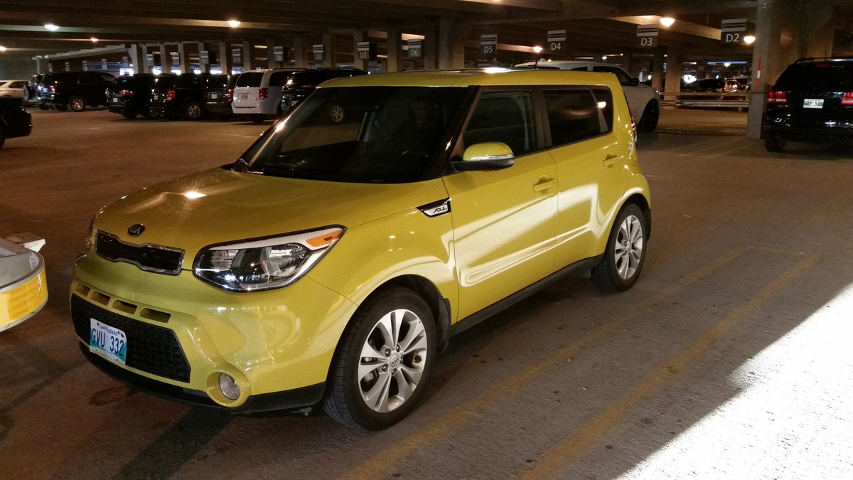 Kia Soul Forum >> Tyler Wist On Twitter A Mustard Yellow Kia Soul Perfect For