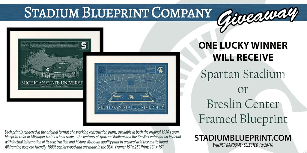 Michigan state gear on twitter rt follow to win a framed spartan 0 replies 0 retweets 0 likes malvernweather Choice Image
