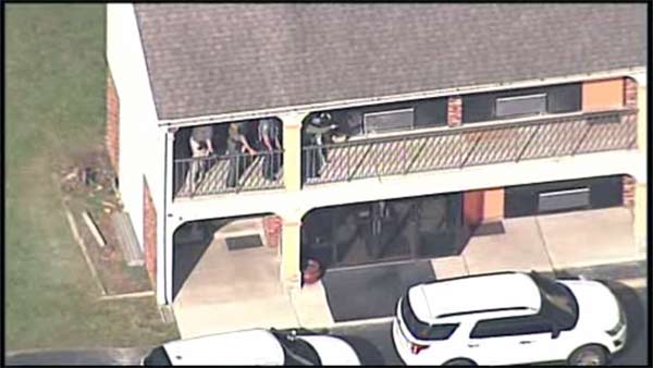 2 dead after reported shooting at Md. motel