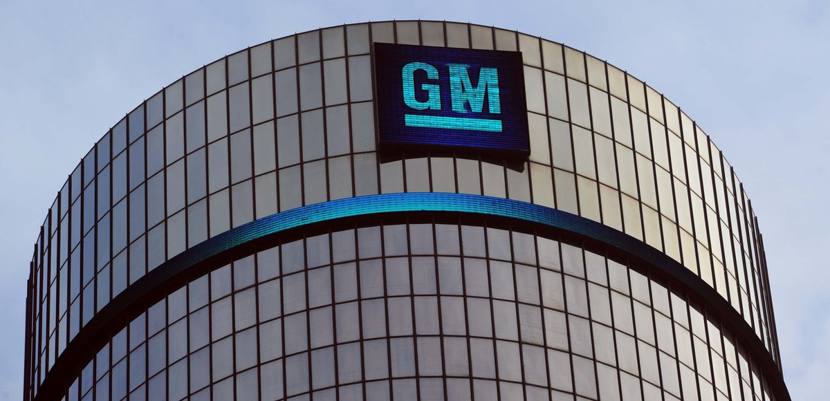@GM earns record $2.77B in third quarter