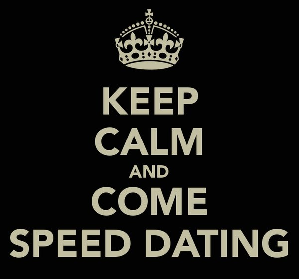 Speed dating houston