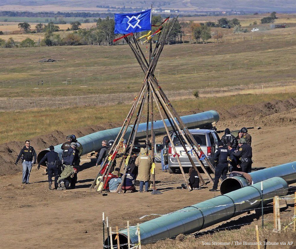 What you need to know about the Dakota Access Pipeline: DAPL