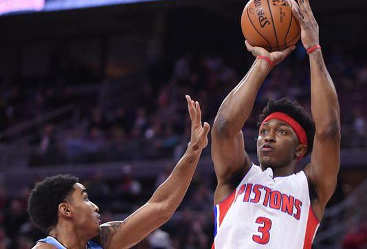 Pistons pointing toward greater expectations