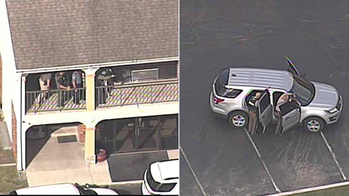 JUST IN after deadly shooting reported at Elkton, Md. motel 6abc -