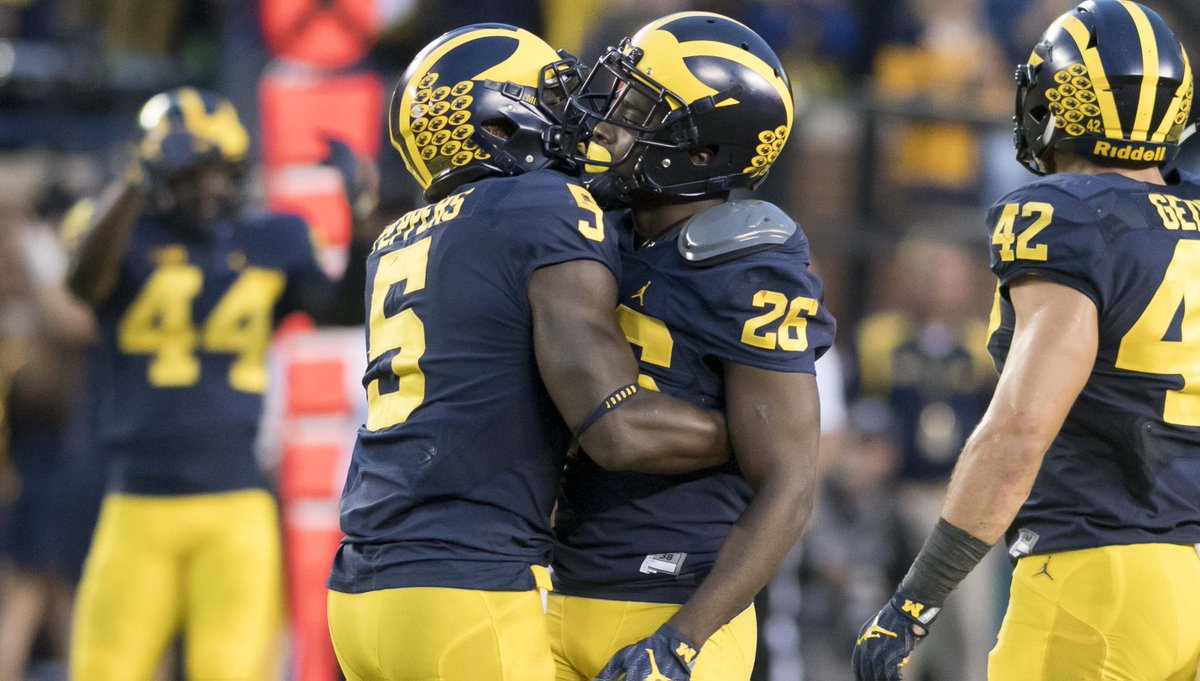 Michigan's defense ready to deliver some payback, writes @JohnNiyo