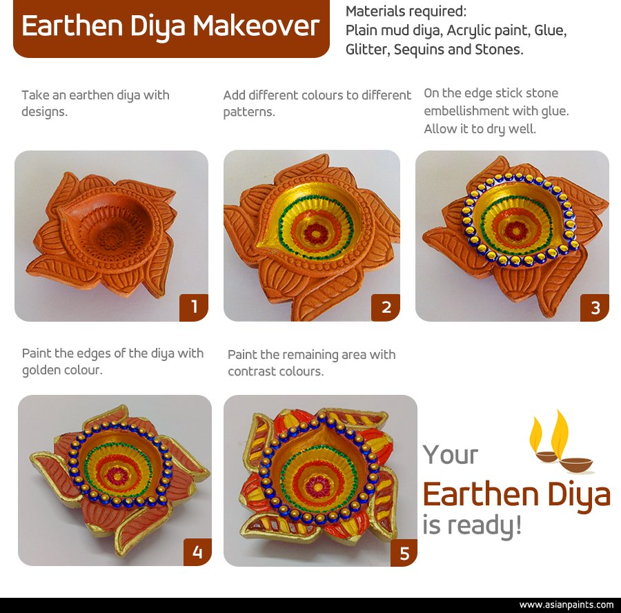 Check out our exclusive  Diwali  DIY ideas which show you how to create  d cor. diwalidiy on topsy one