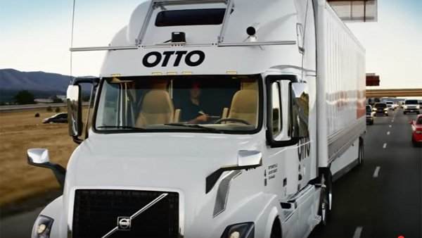 Self-driving truck goes on 120-mile beer run from Fort Collins to Colorado Springs
