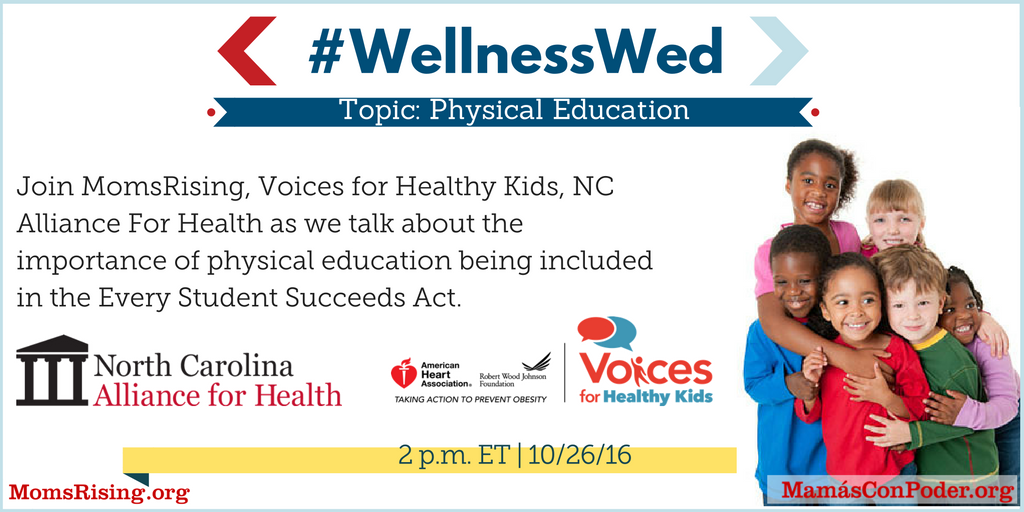 Thumbnail for #WellnessWed: Physical Education