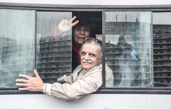 Horacio González mejora tras someterse a un trasplante de riñón