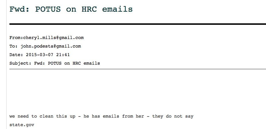 Here's how top Clinton aide Cheryl Mills reacted to news that Obama claimed he didn't know about Clinton's private server.