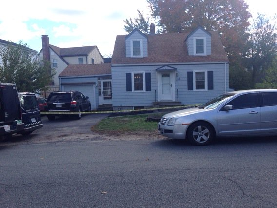 No word on a motive for the Dedham murder yet ..man charged with killing his dad overnight 7news