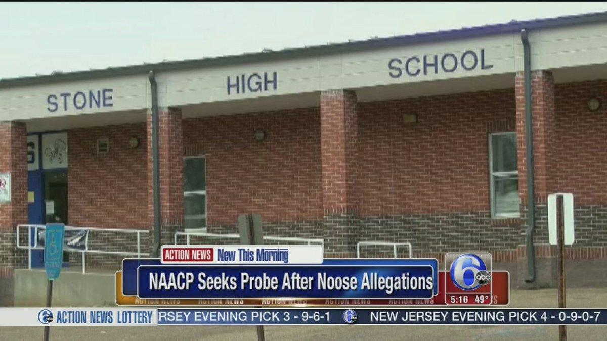 Officials investigate claim of noose put on black student-