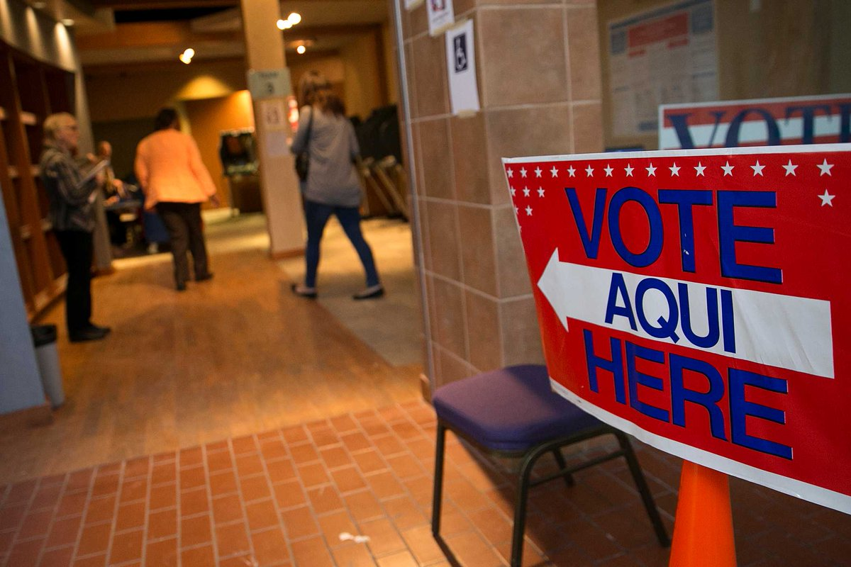 It's time the roar of the Latino vote is heard in Texas, @gissela says