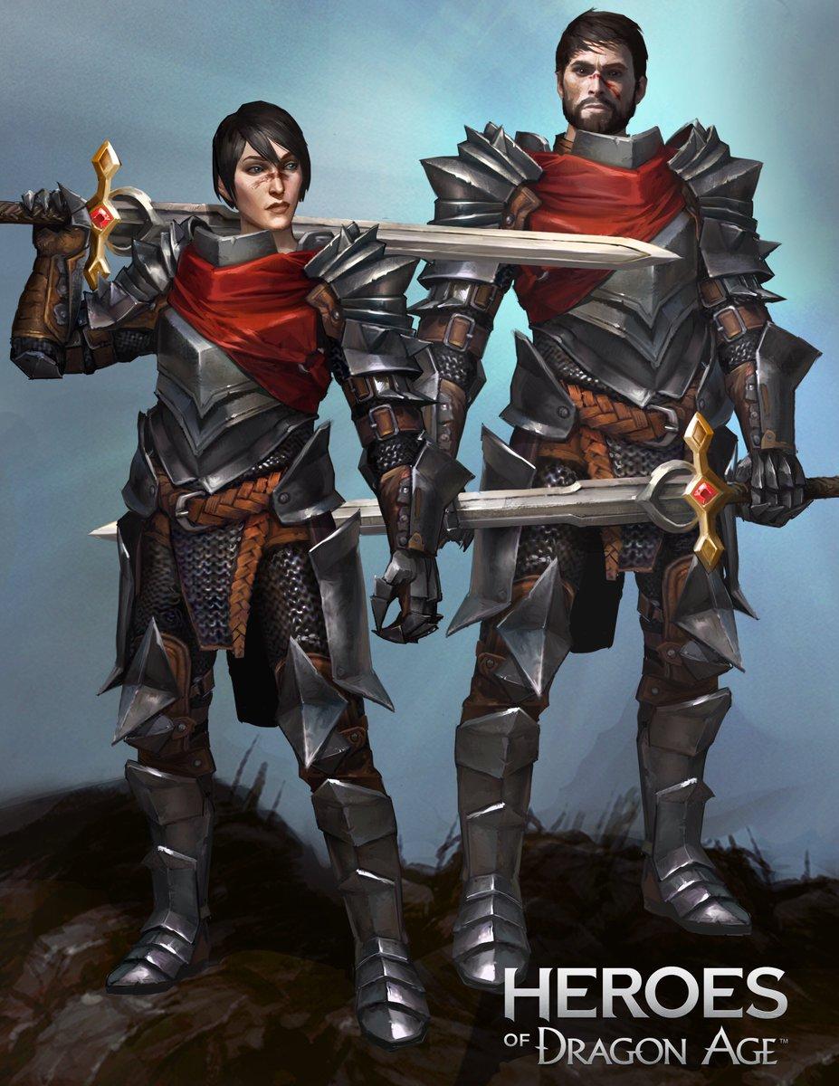 heroes of dragon age facebook
