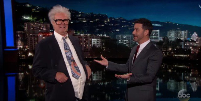 Watch Will Ferrell Resurrect Classic Harry Caray Impression On 'Jimmy Kimmel Live!'