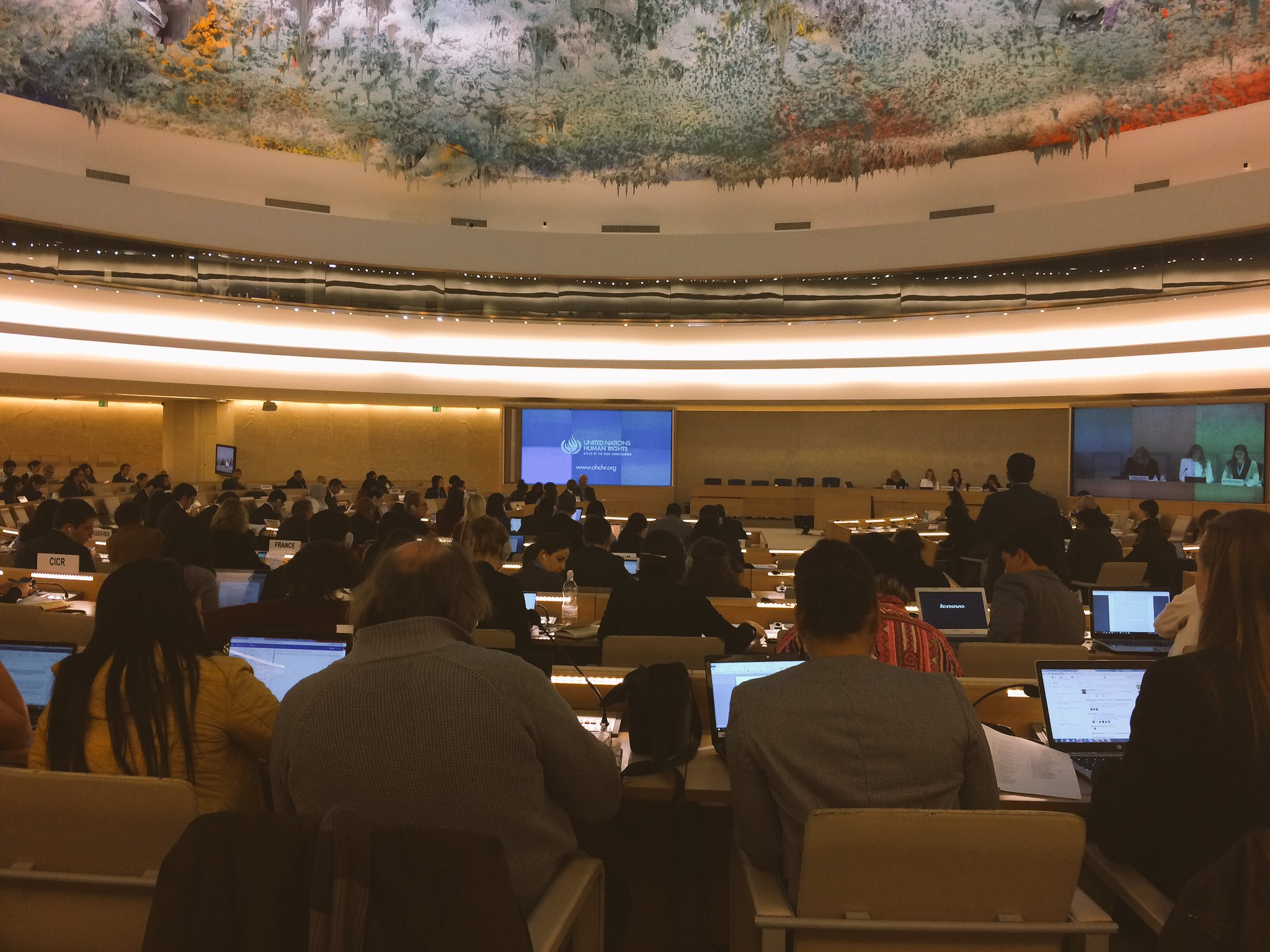 Great to see civil society groups from across the world come together in Geneva to push for a #BindingTreaty to #stopcorporateabuse https://t.co/baQc5KnHzd