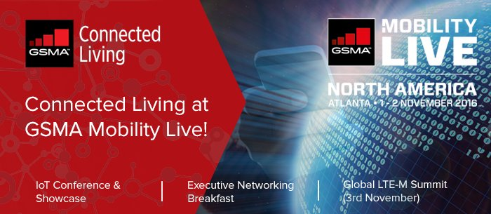 Find out how US operators plan to scale the #IoT with #ConnectedLiving at #GSMAMobilityLive https://t.co/tbYipABsmz
