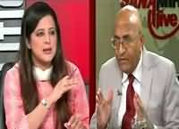 Sana Mirza Live – 25th October 2016 - Question Mark on National Action Plan thumbnail