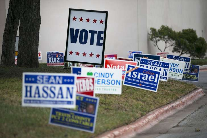 State's biggest counties shatter early voting turnout records