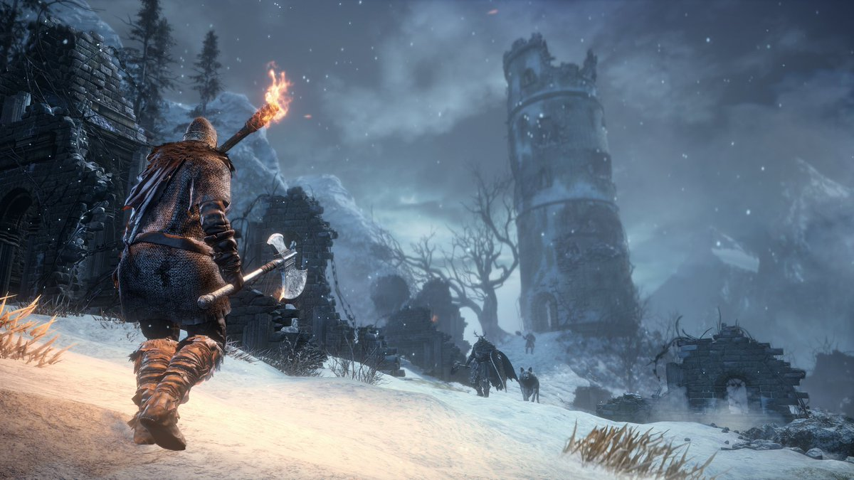 Ashes of Ariandel DLC