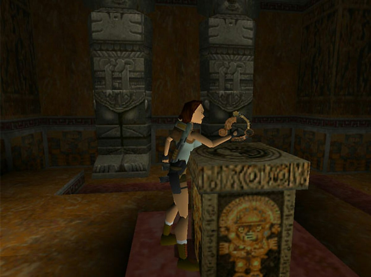 United In Retro On Twitter Tomb Raider Was Released 20 Years Ago