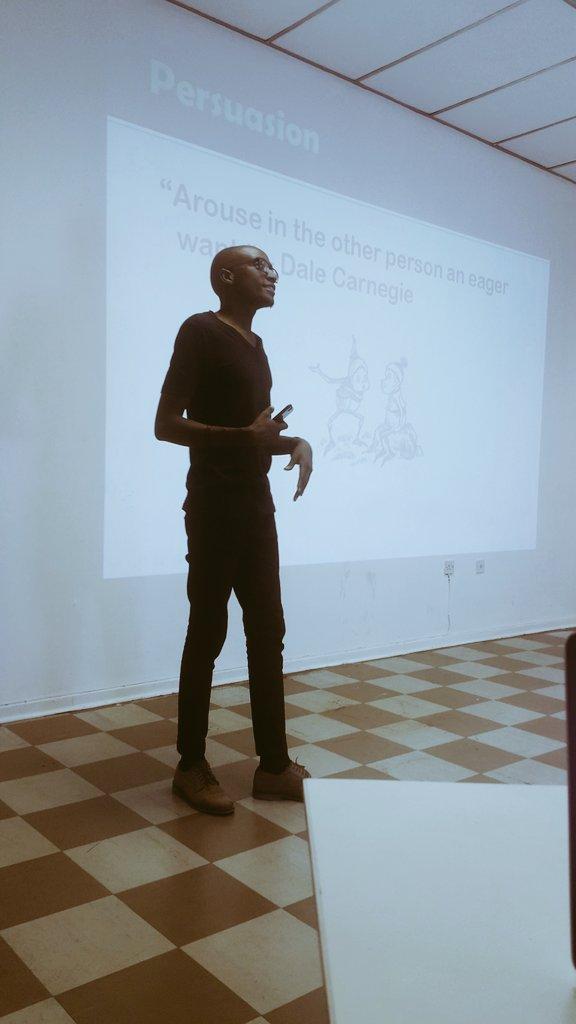 @KudaMzembe #Yali2016 talking about Marketing. Passion - Pursuasion - Purpose  #i2m #Masterclass #YaliLearns @WashFellowship @YALINetwork https://t.co/20PAVltK8W
