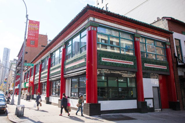 Nickel And Diner Successfully Updates The Diner Model In Chinatown