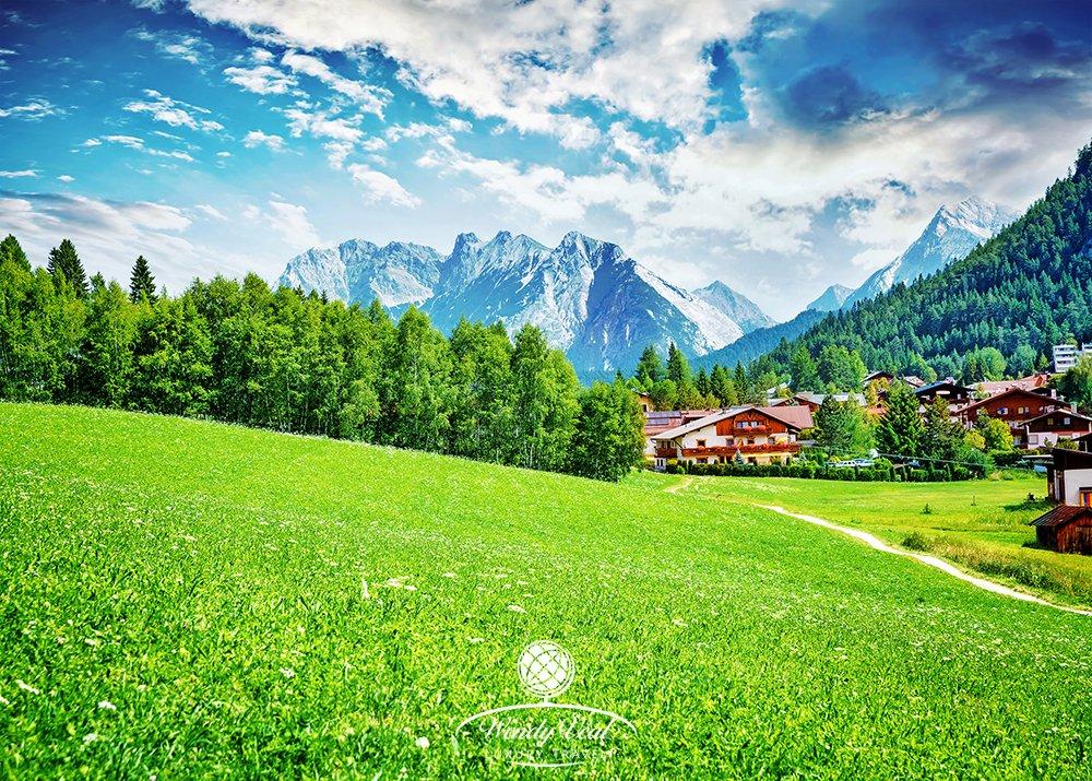 Austria: Seefeld tra neve, lago e carnevale in Tirolo