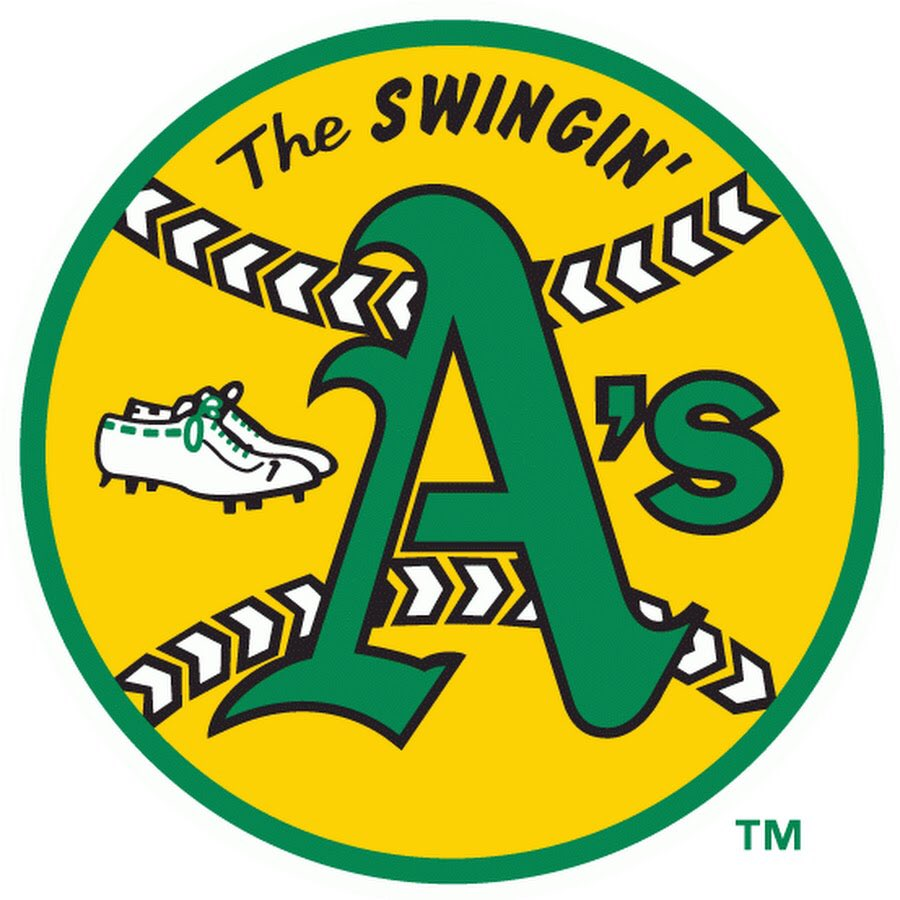 If elected your president, I will make the A's go back to this logo on my first day in office. Ricky2016