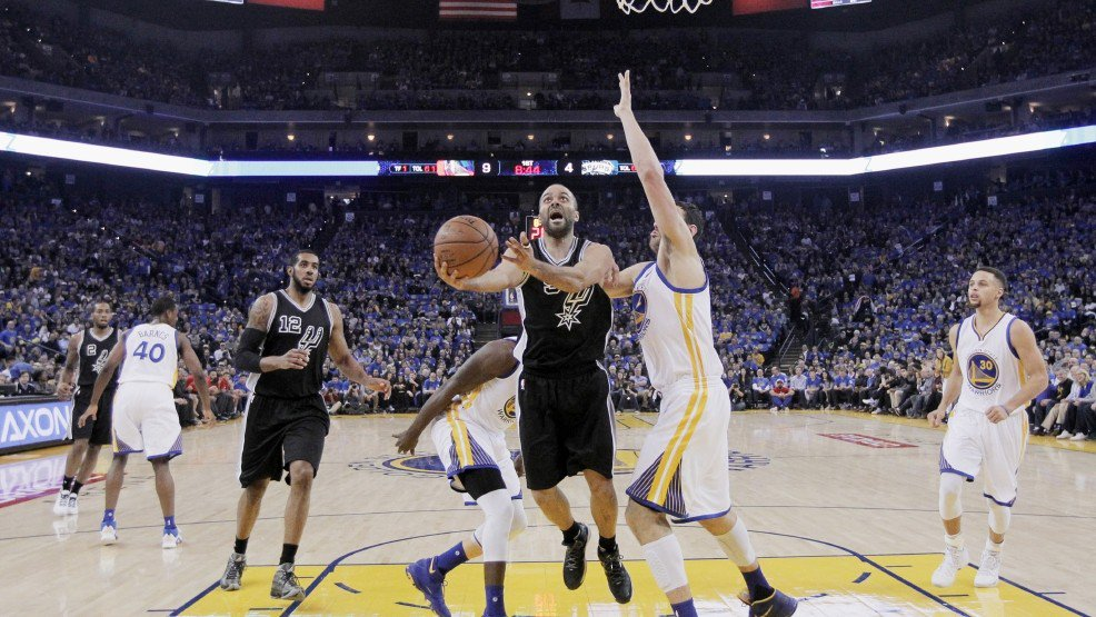 How the Spurs can make it out of Oakland alive GoSpursGo