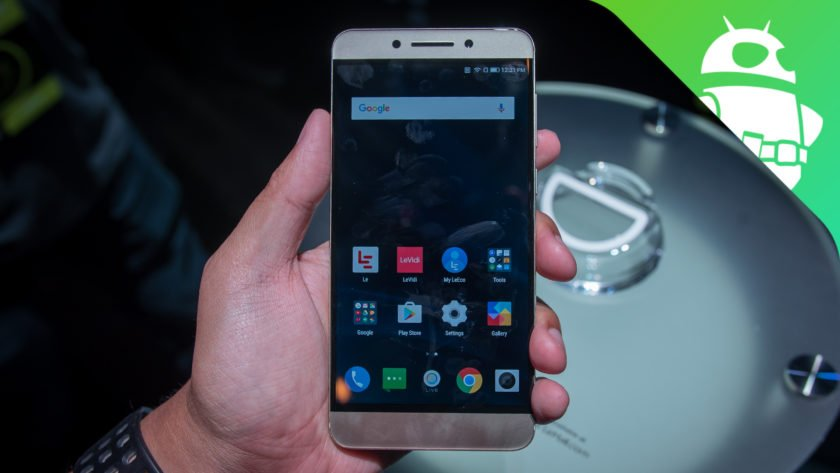 LeEco Le Pro 3 and Le S3 Hands on! https://t.co/KQ5kRr4RSU...