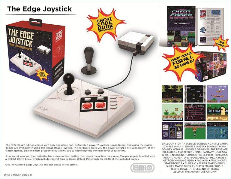 Nintendo Classic Mini - NES Coming on November 11th (30 NES