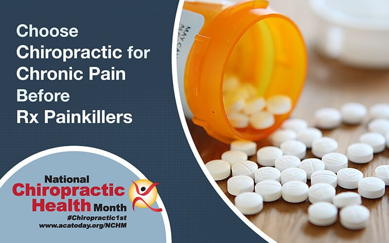 Opioids that numb pain may convince a patient that a condition is less severe than it is or that it has healed. Try #Chiropractic1st #nchm https://t.co/NbiidHJcQX