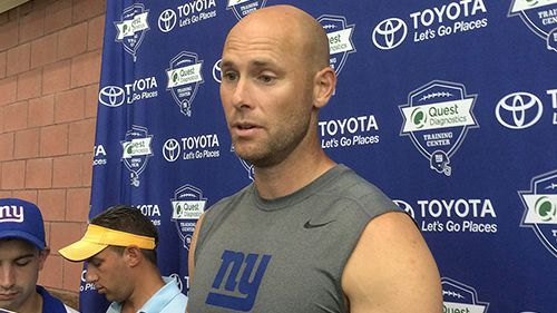 Giants release Josh Brown after police documents reveal domestic abuse admissions