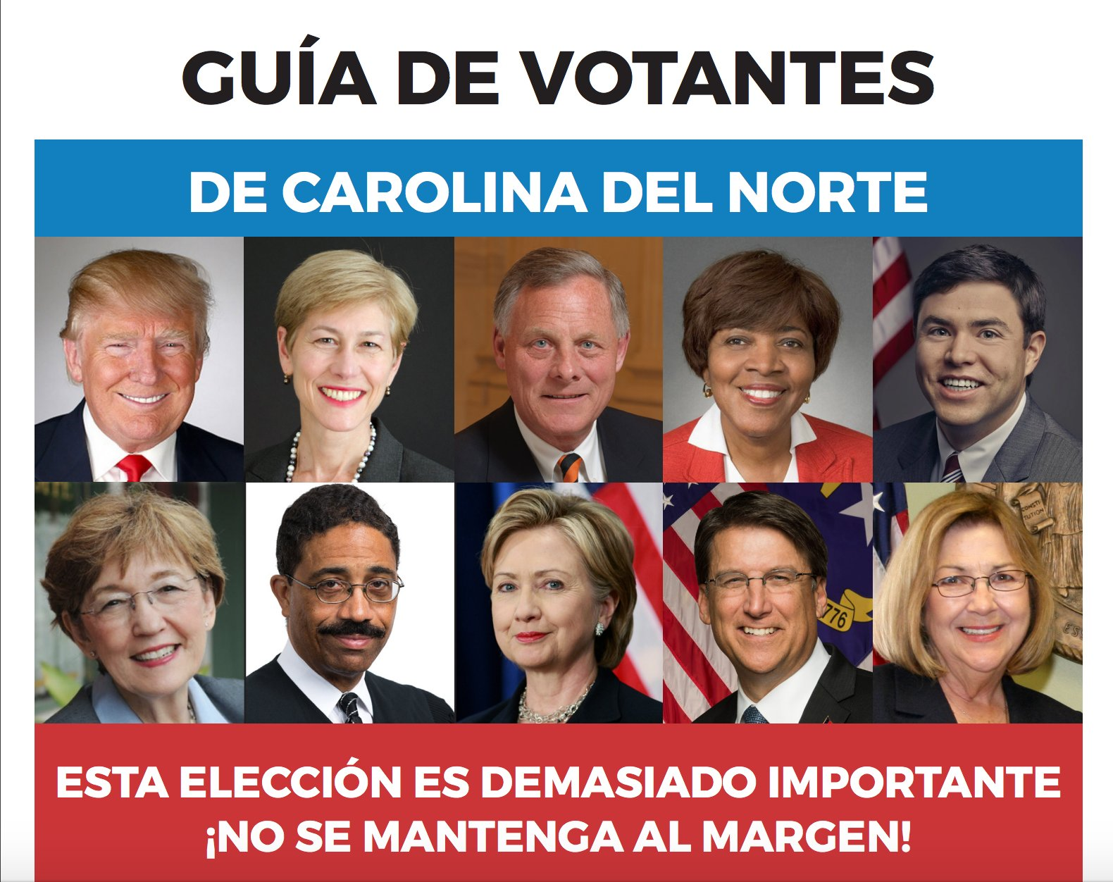 Thumbnail for North Carolina Voter Registration Information