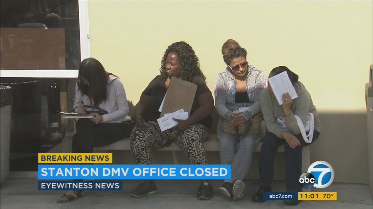 OC DMV causes headaches due to statewide computer system outage