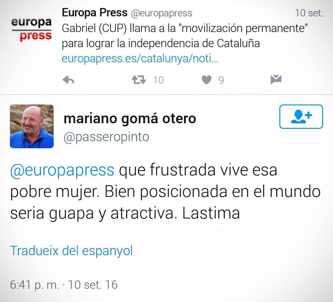 El nou president de Societat Civil Catalana promet. Aquest tuit ho té gairebé tot. https://t.co/bV2CjCeUNU