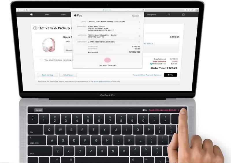 Images of New MacBook Pro With Magic Toolbar Leaked in macOS Sierra 10.12.1 https://t.co/sTDVbJTbGL by @julipuli https://t.co/OzxDx1Z5B8